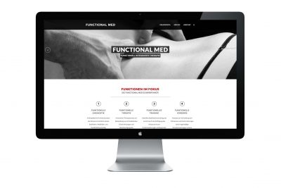 Responsive Website Functional Med By WIWA Design Aus Klein Nordende