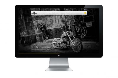 Responsive Webdesign Starchoppers68 By WIWA Design