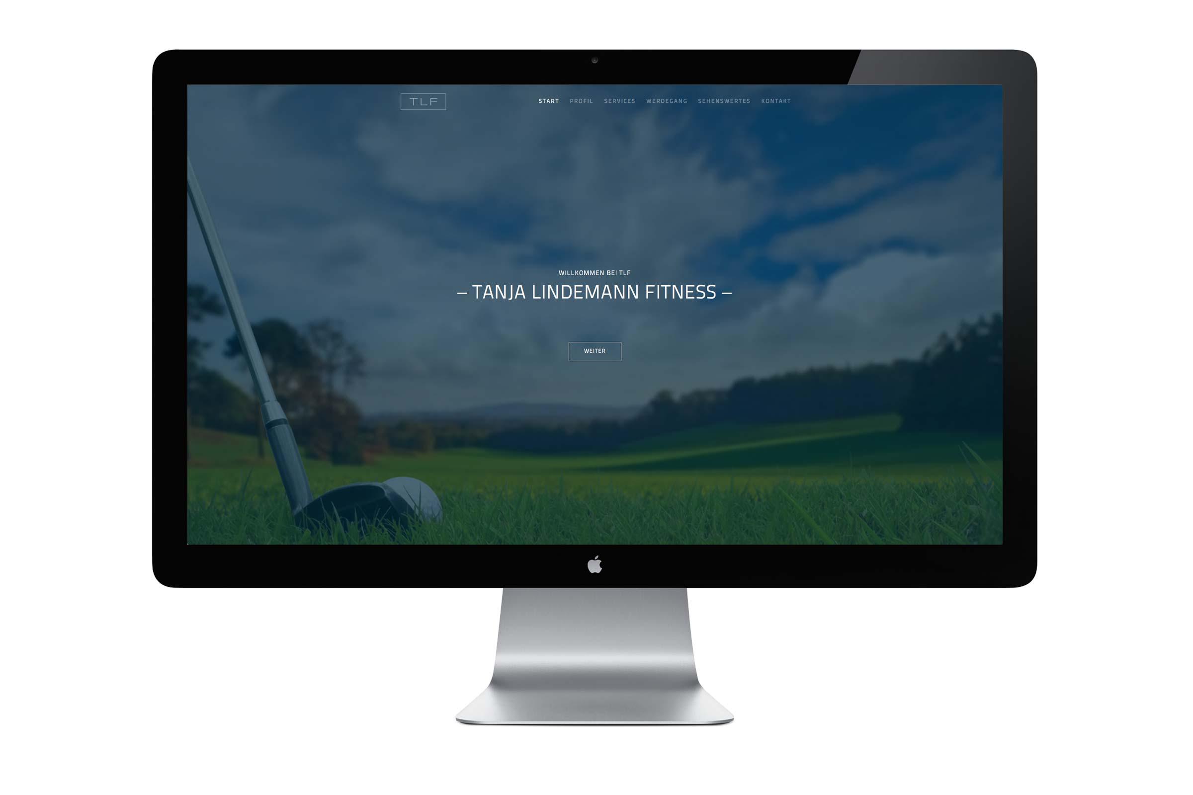 Responsives Webdesign für Tanja Lindemann by WIWA Design