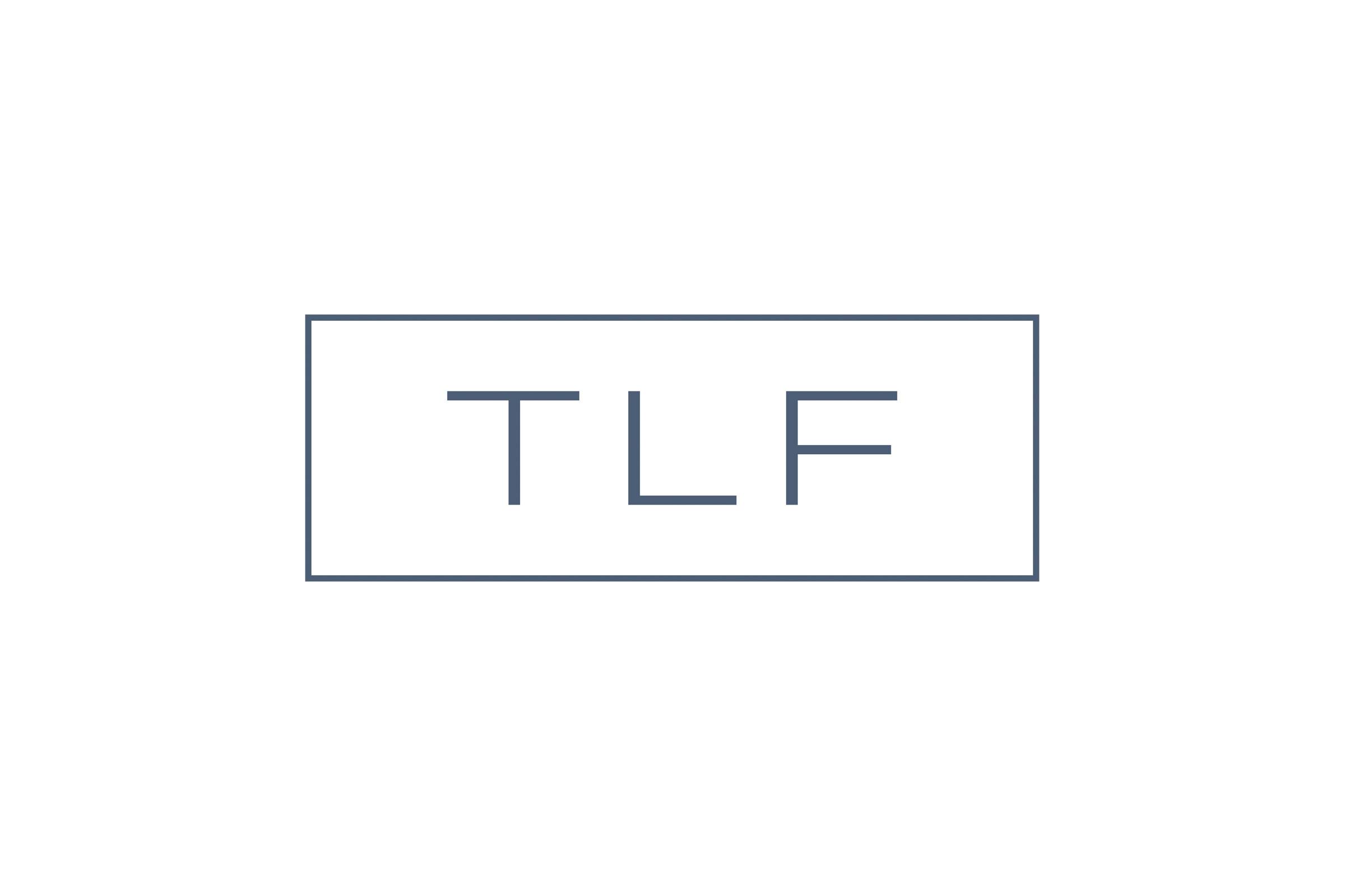 Logo TLF – Tanja Lindemann Fitness