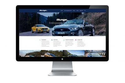 Responsive Webdesign Für Autobunge.de By WIWA Design