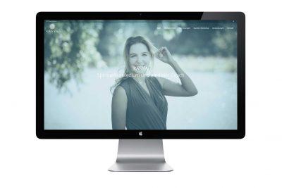Responsive Webdesign Für KANYA By WIWA Design