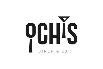 Logo-Kreation: Ochis, Diner & Bar