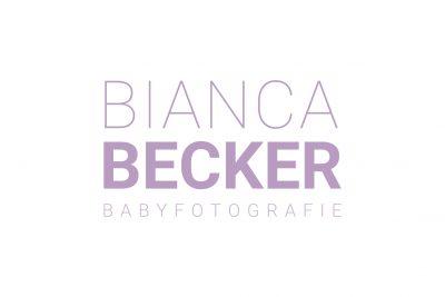 Logo Bianca Becker Babyfotografie