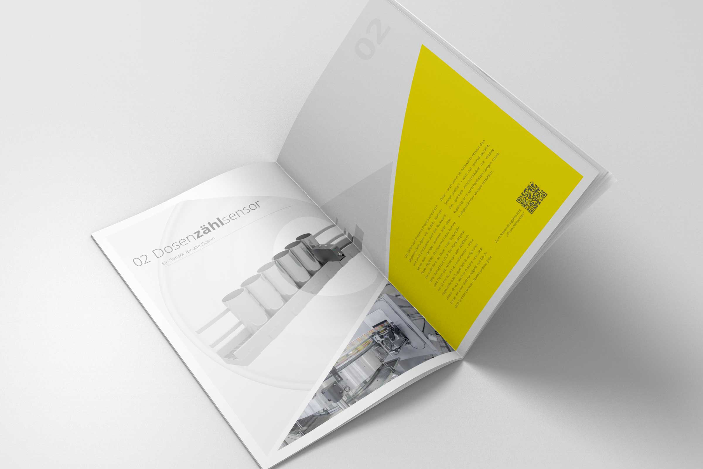 Branchen-Broschüre Proxitron