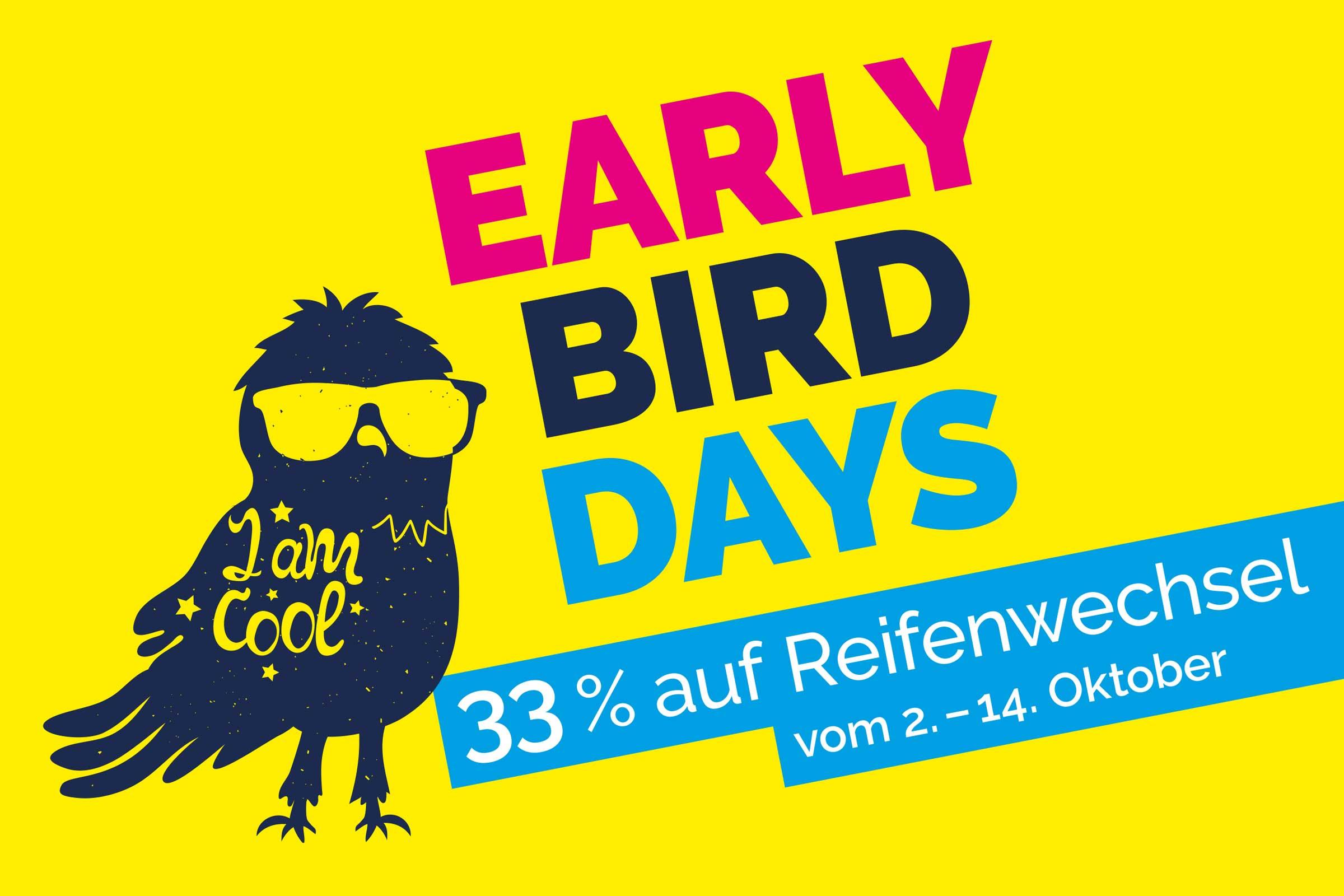 Early Bird Days