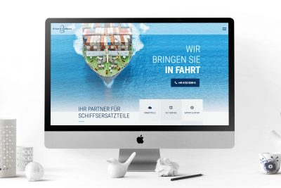 Wedesign Für Firma Erhard Luttkau Aus Heidgraben