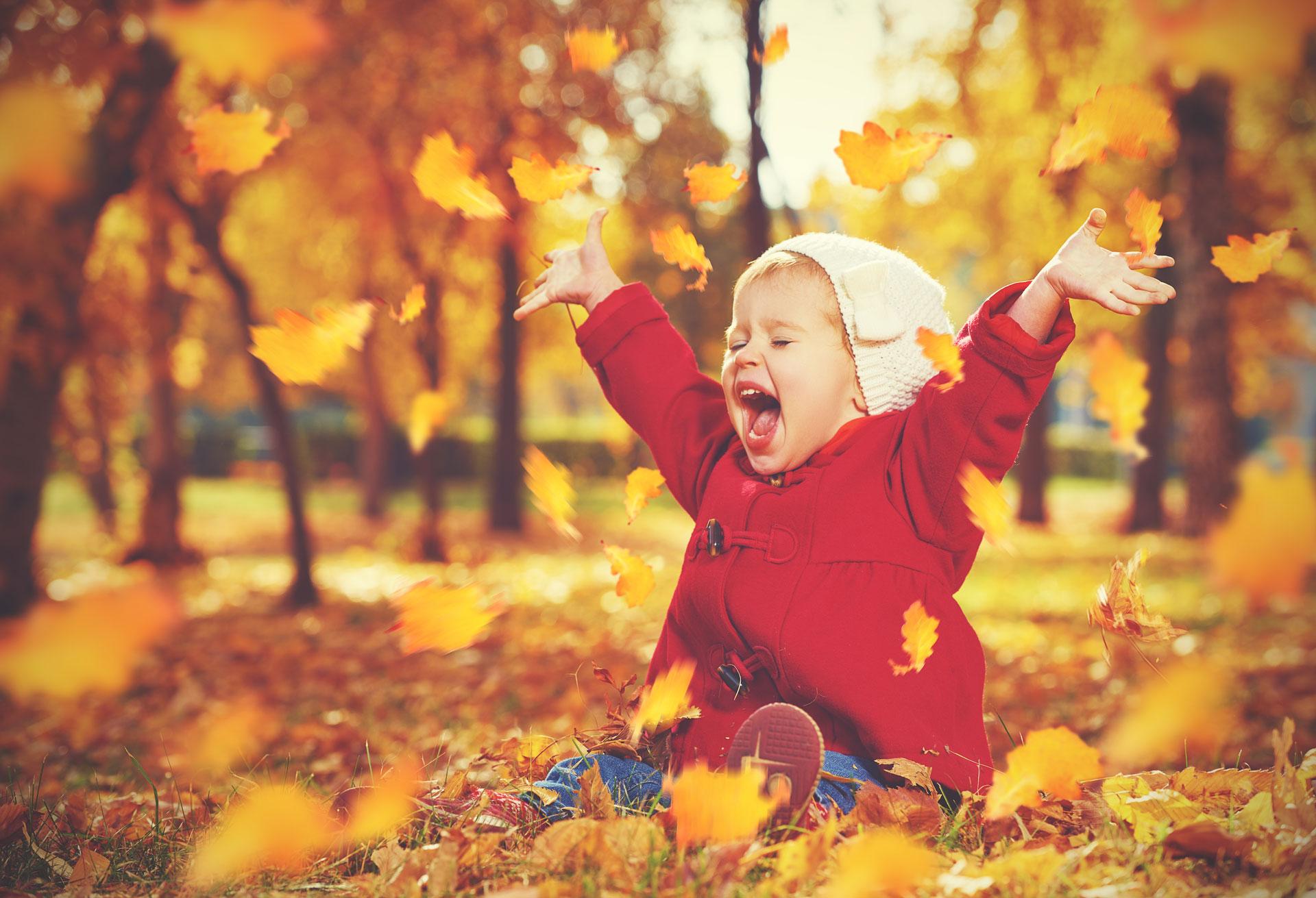 Kindliche Begeisterung Ist Wundervoll