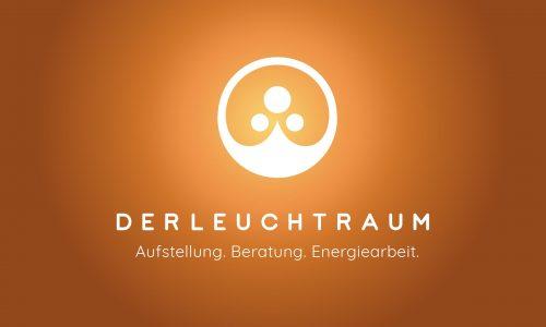 """Logo """"Der Leuchtraum"""""""