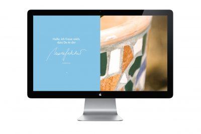 Webseite Mariefaktur