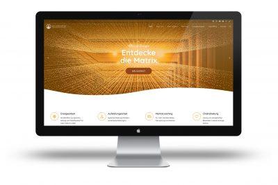 Webseite Der Leuchtraum