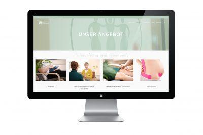 Webseite Hebammen 3klang