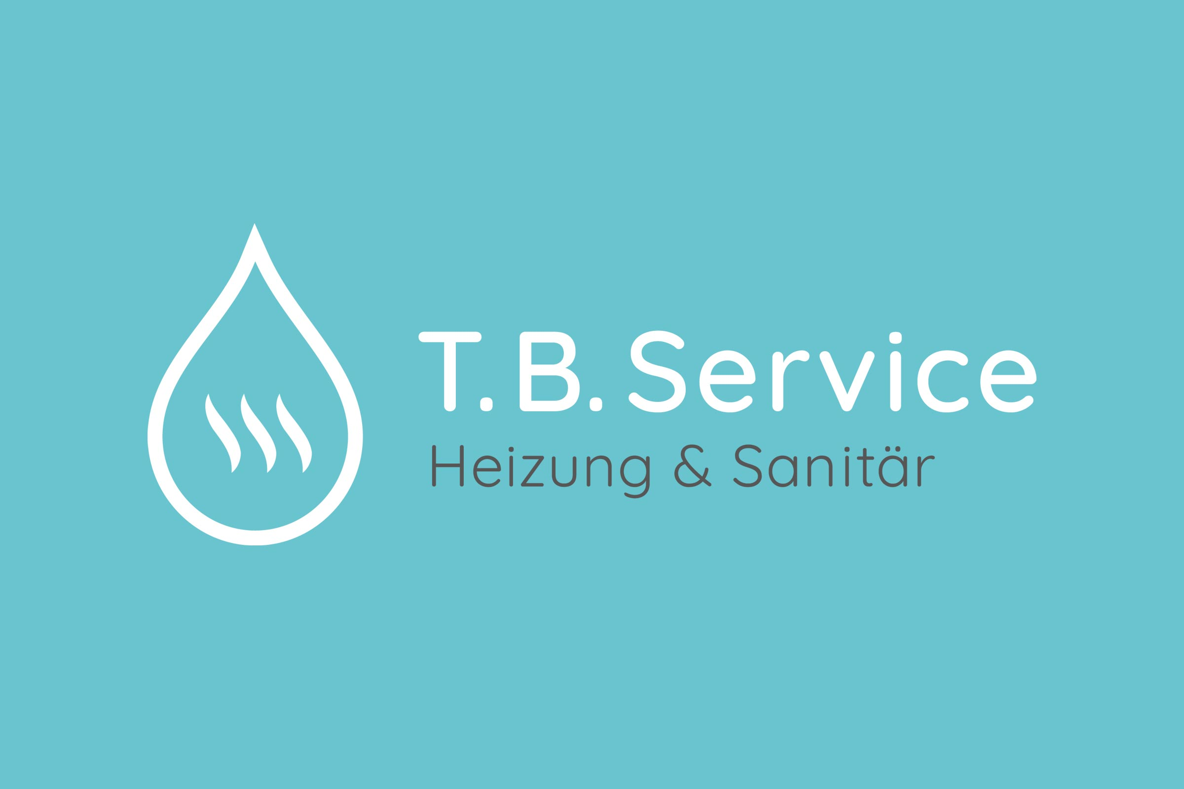 Logo T. B. Service